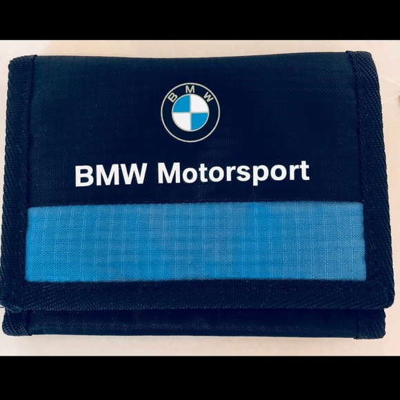 Bmw Puma Bags Bmw Motorsports Wallet Puma New With Tag Poshmark
